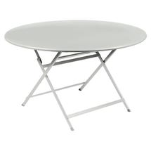 Caractere Round 128cm Table - Clay Grey