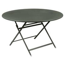 Caractere Round 128cm Table - Rosemary
