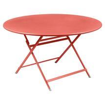 Caractere Round 128cm Table - Capucine