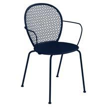 Lorette Armchair  - Deep Blue