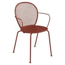 Lorette Armchair  - Red Ochre