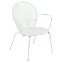 Lorette Low Armchair  - Ice Mint