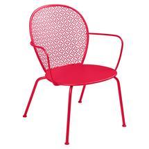 Lorette Low Armchair  - Pink Praline