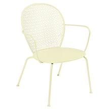 Lorette Low Armchair  - Frosted Lemon
