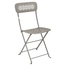 Lorette Folding Chair - Nutmeg