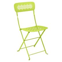 Lorette Folding Chair - Verbena Green