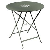 Lorette Folding 77cm Round Table - Rosemary