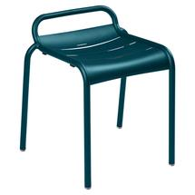 Luxembourg Stool - Acapulco Blue