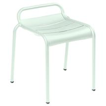 Luxembourg Stool - Ice Mint