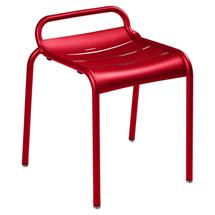 Luxembourg Stool - Poppy