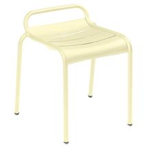Luxembourg Stool - Frosted Lemon