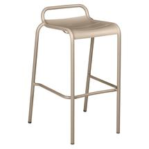 Luxembourg Bar Stool - Nutmeg