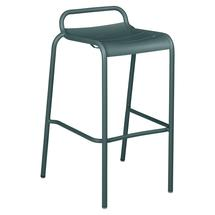 Luxembourg Bar Stool - Storm Grey