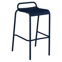 Luxembourg Bar Stool - Deep Blue