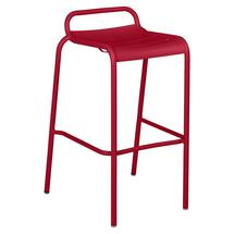 Luxembourg Bar Stool - Chilli