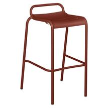 Luxembourg Bar Stool - Red Ochre