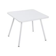Luxembourg Kid 57 x 57 Table - Cotton White
