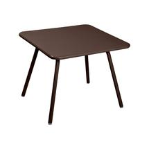 Luxembourg Kid 57 x 57 Table - Russet