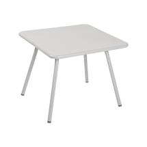 Luxembourg Kid 57 x 57 Table - Steel Grey
