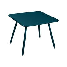 Luxembourg Kid 57 x 57 Table - Acapulco Blue