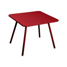 Luxembourg Kid 57 x 57 Table - Poppy