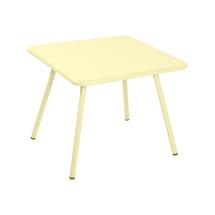 Luxembourg Kid 57 x 57 Table - Frosted Lemon