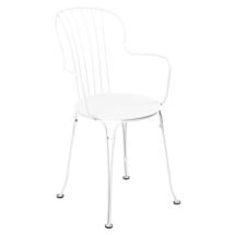 Opera+ Armchair - Cotton White