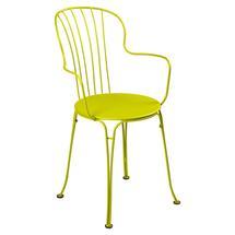 Opera+ Armchair - Verbena Green