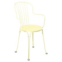 Opera+ Armchair - Frosted Lemon