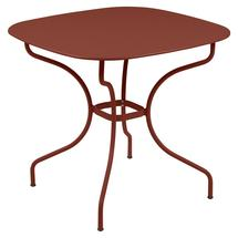 Opera+ Carronde Table - Red Ochre