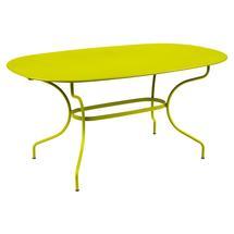 Opera+ Oval 160 x 90cm - Verbena Green