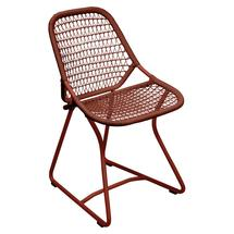 Sixties Dining Chair - Red Ochre