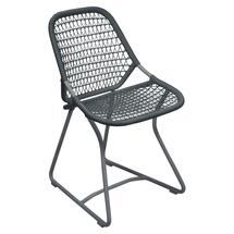 Sixties Dining Chair - Storm/Slate Grey