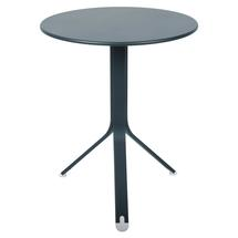 Rest'o 60cm Round Table - Storm Grey