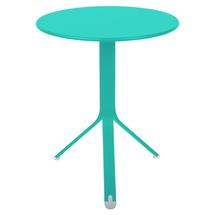 Rest'o 60cm Round Table - Lagoon Blue