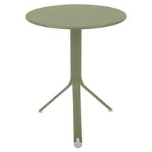 Rest'o 60cm Round Table - Willow Green
