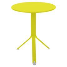 Rest'o 60cm Round Table - Verbena Green