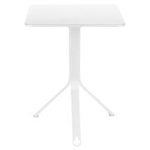 Rest'o 71 x 71 Square Table - Cotton White