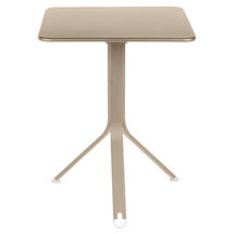 Rest'o 71 x 71 Square Table - Nutmeg