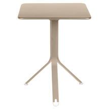 Rest'o 71 x 71 Square Table - Nutmeg