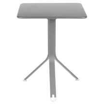 Rest'o 71 x 71 Square Table - Steel Grey