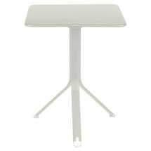 Rest'o 71 x 71 Square Table - Clay Grey