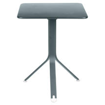 Rest'o 71 x 71 Square Table - Storm Grey