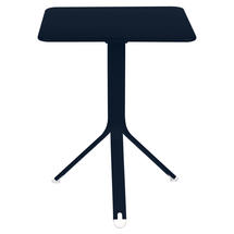 Rest'o 71 x 71 Square Table - Deep Blue