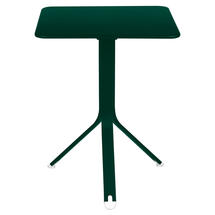 Rest'o 71 x 71 Square Table - Cedar Green