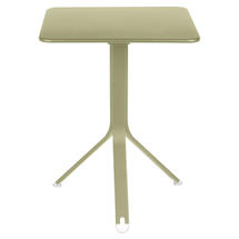 Rest'o 71 x 71 Square Table - Willow Green
