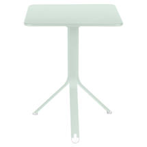 Rest'o 71 x 71 Square Table - Ice Mint
