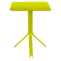Rest'o 71 x 71 Square Table - Verbena Green