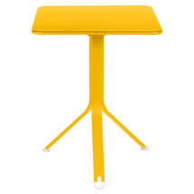 Rest'o 71 x 71 Square Table - Honey