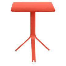 Rest'o 71 x 71 Square Table - Capucine